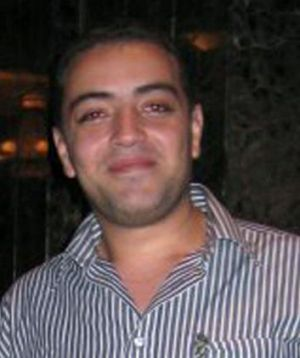 Al-Jazeera journalist Baher Mohamed.