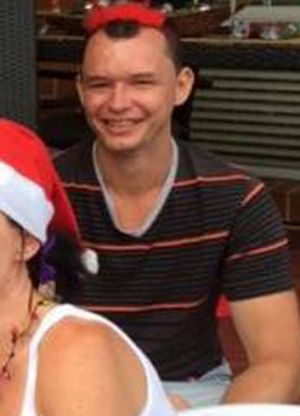 Nick McEvoy: died after an apparent hit and run.