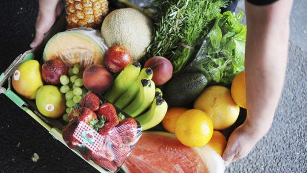 Fruit and vegetables were a key driver for consumer prices in February.
