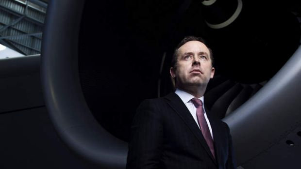 Qantas chief executive Alan Joyce warned last week the airline faced ''hard decisions''.