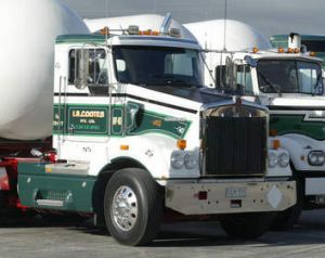 Transport group McAleese Group shares fell from $1.10 to 60 ¢ following problems at its Cootes transport business and ...