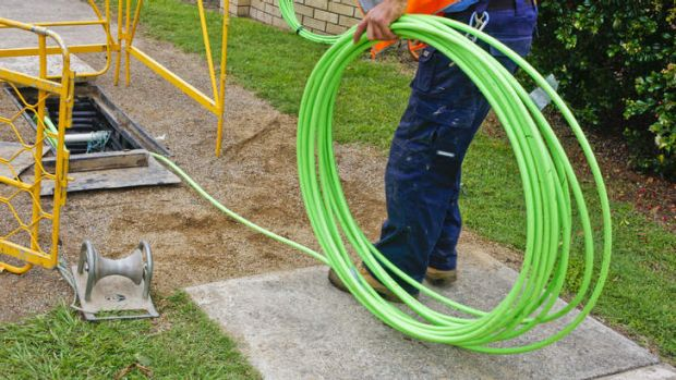 Rollout: Stability and certainty have been missing, says NBN Co executive Greg Adcock.