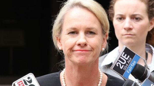 Assistant Health Minister Fiona Nash: Labor insists she breached the ministerial code of conduct.