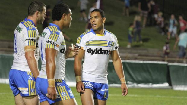He's back: Will Hopoate avoided injury in his return to league.
