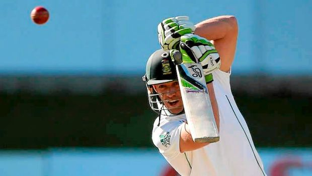 On top: A.B. de Villiers of South Africa.