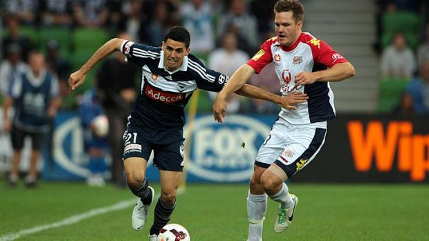 Tom Rogic will miss Victory's mid-week ACL game but may be selected in the Melbourne derby this Saturday.