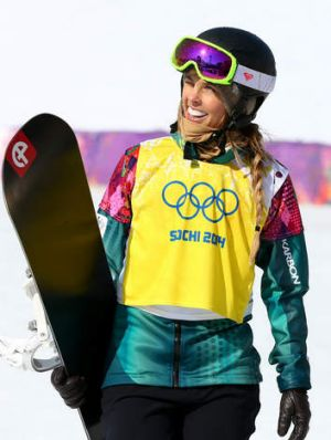 What tall poppy syndrome? Outspoken snowboarder Torah Bright.