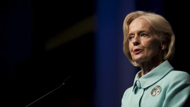 Quentin Bryce has shared her memories of her five-year term as Governor-General.