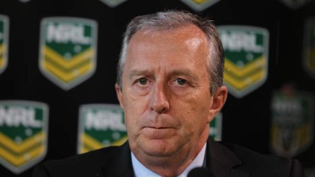 """We know that we need to get it done relatively quickly so the clubs can start planning"": NRL chief operating officer ..."