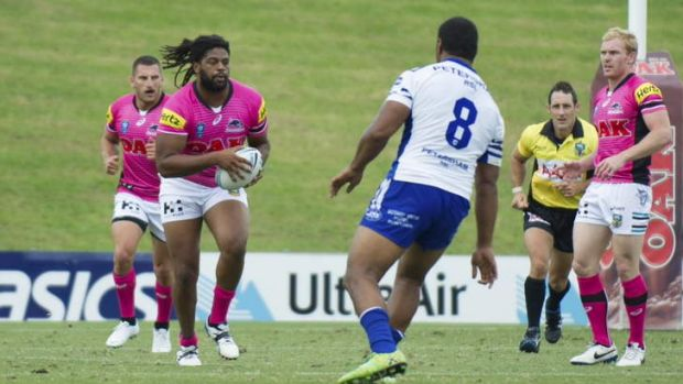 In doubt: Jamal Idris may miss the season-opener.