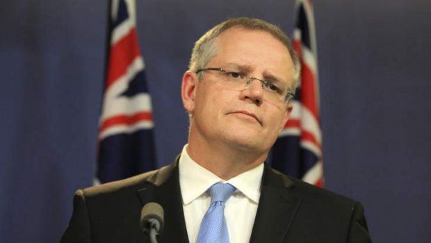 Immigration Minister Scott Morrison is under pressure over conflicting reports regarding violence at Manus Island ...