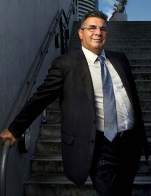 """Andrew Demetriou: """"The AFL and the Essendon Football Club want to move forward and to work together."""""""
