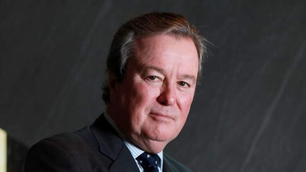 Moving on: Former Rugby World Cup director John O'Neill.