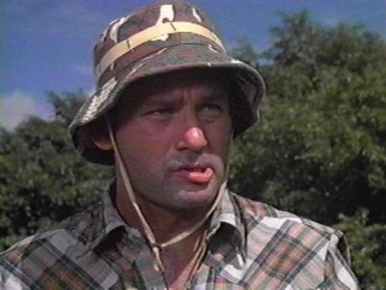 Bill Murray in the Harold Ramis film <i>Caddyshack</i>.