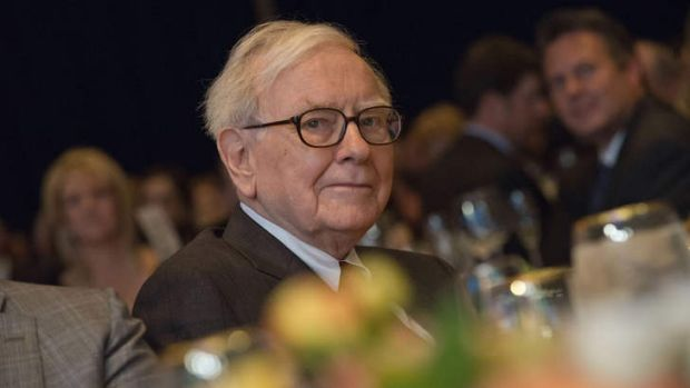 """People react too much to short-term things"": Warren Buffett has poured cold water on doomsday talk."