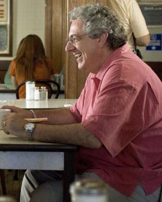 Harold Ramis starring in <i>Knocked Up</i>.