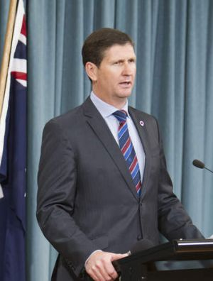 Health Minister Lawrence Springborg says Yvette D'Ath's election will force an Opposition shadow ministry reshuffle.