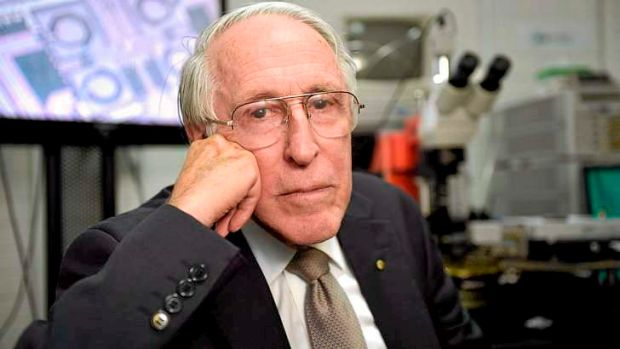 Bionic ear inventor Professor Graeme Clarke is scathing about funding cuts.