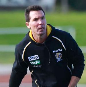 Wayne Campbell says the AFL would have new rules broadcast at venues to help educate supporters.