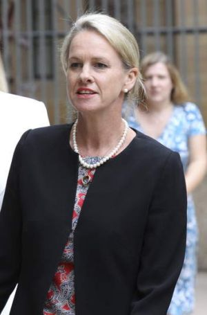Removed healthy-food rating system: Assistant Health Minister Fiona Nash.