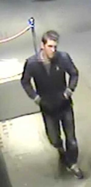 Police believe this man may be able to help with their inquiries.