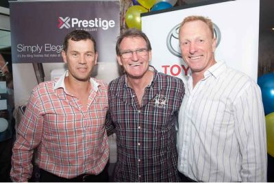 Radio 6PR AFL season launch