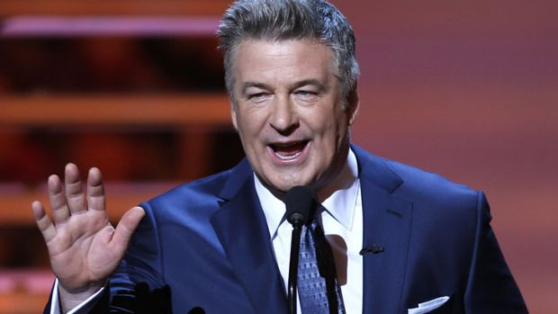 Alec Baldwin will play a 'controversial New York newspaper columnist' in an upcoming episode of <i>Law & Order: Special ...