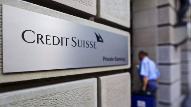 Credit Suisse has declined to comment on claims its actions have cost the US Treasury billions.