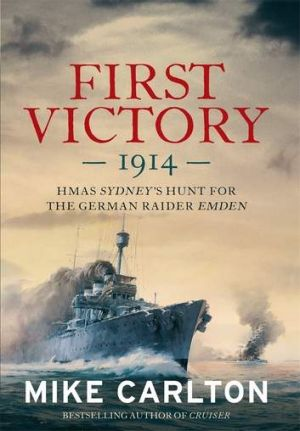 <i>First Victory</i> by Mike Carlton.