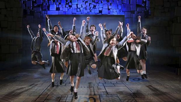 Coup for the arts in NSW: The Royal Shakespeare Company's production of <i>Matilda The Musical</i>.