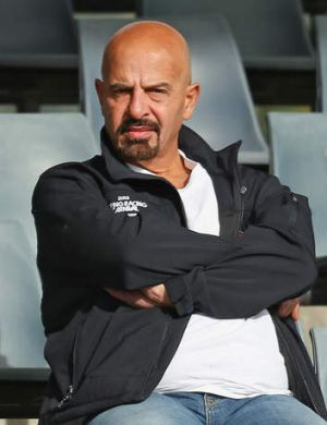 """""""It is very frustrating but I will not give up on the idea"""": Salford owner Marwan Koukash."""