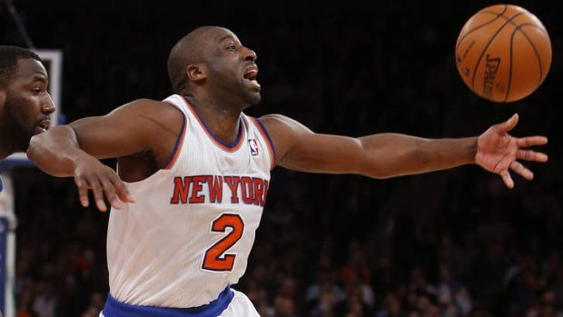 """This is not a distraction to the team"": New York Knicks guard Raymond Felton."