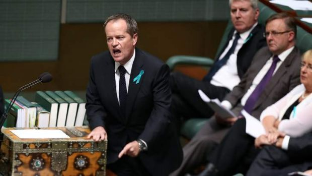 Opposition Leader Bill Shorten has had to apologise to Parliament over comments made mistakenly in defence of Senator ...