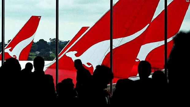 Qantas is cutting pilot numbers for the first time in 40 years.