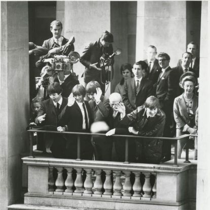 The Beatles, Melbourne Town Hall, 1964. If you were there, you have never forgotten the experience, says historian Glenn ...