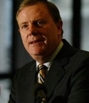 Former LNP Federal Treasurer Peter Costello was appointed by Premier Campbell Newman to lead the commission of audit for ...