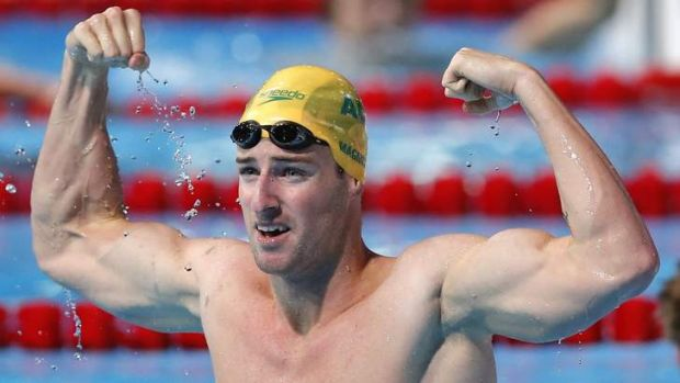 """""""My body is changing and adapting as an athlete as I get older"""": James Magnussen."""
