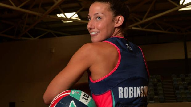 Melbourne Vixens' vice-captain Madison Browne is now known as Madison Robinson following her marriage.