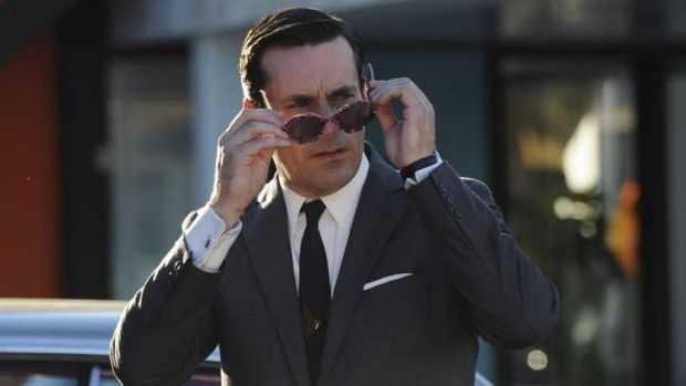 Don Draper (Jon Hamm) in <i>Mad Men</i> helped bring watches from the 19502 to 1970s back in fashion.