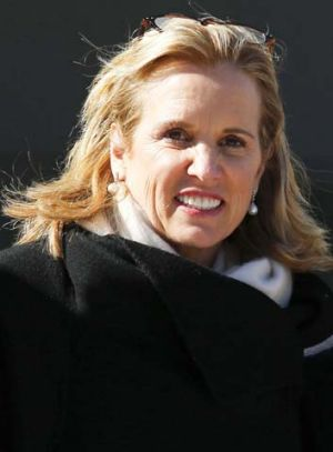 Found not guilty of driving while impaired by drugs: Kerry Kennedy.