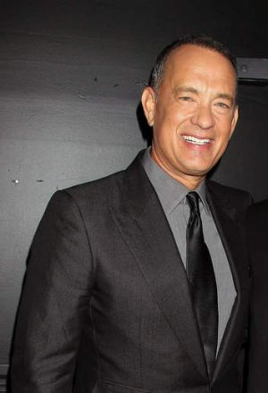 Two-time winner: Tom Hanks.