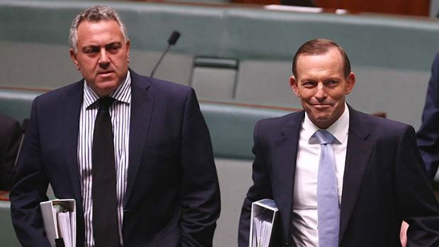 """""""Tony Abbott and Joe Hockey have caused damage that no government would want to inflict."""""""