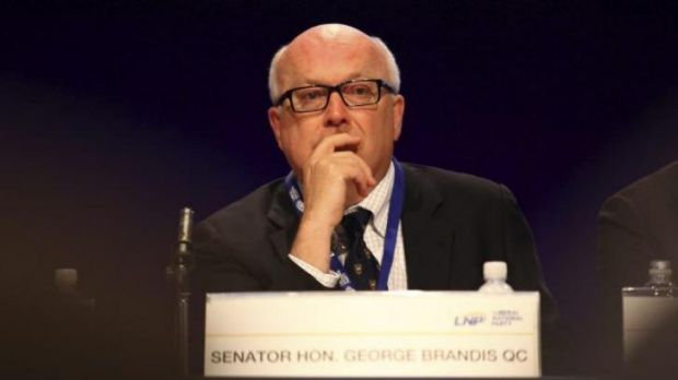 Rebuffed by the International Court of Justice ... Attorney General George Brandis authorised the raid on East Timor's ...
