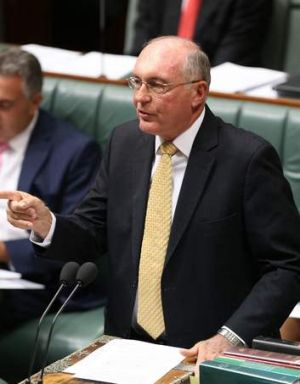 Deputy Prime Minister Warren Truss says there is no 'plan B' if Qantas Sale Act fails to get through Senate.