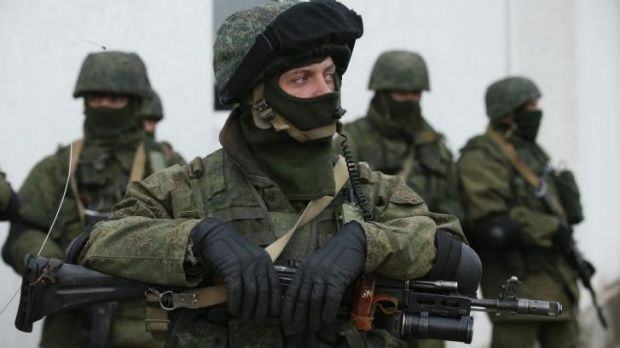 Moscow has wrested control of Crimea from  Ukraine in the past few days.