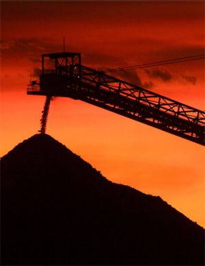 Mining sector lets down Glencore Xstrata's hopes.