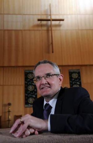 President of the Uniting Church of Australia, Professor Andrew Dutney, says conditions on Nauru are not suitable for ...