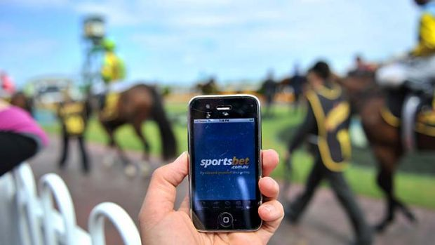 Going in the right direction: Sportsbet's turnover grew by 24 per cent in 2013.