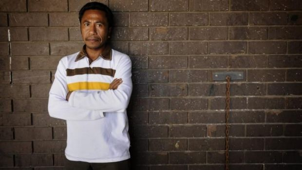 Determined: East Timorese journalist Jose Belo has vowed to fight proposed media laws.