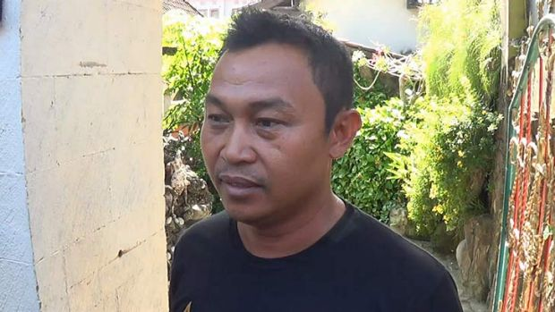 Schapelle Corby's brother-in-law, Wayan Widyartha.